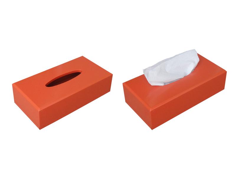 TISSUE BOX/