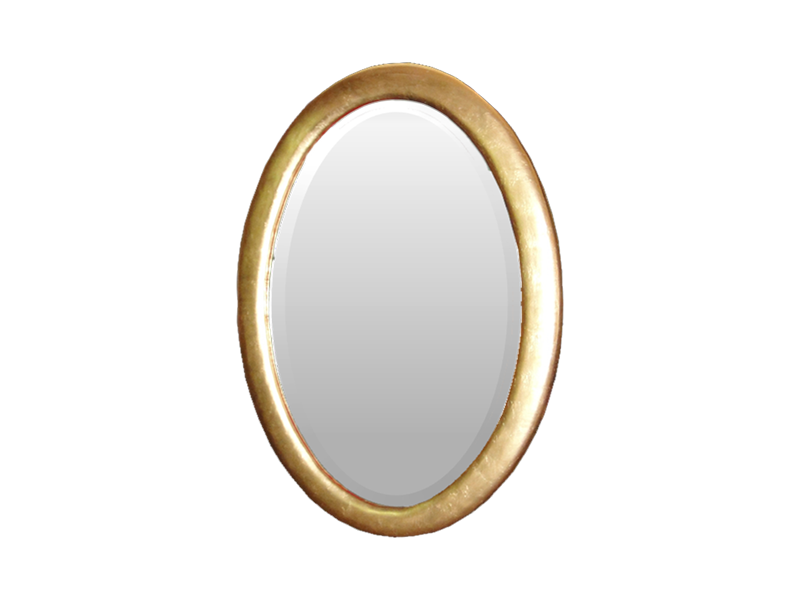oval mirror frame. GOLD LEAF OVAL MIRROR FRAME Oval Mirror Frame